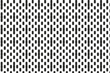 Abstract geometric pattern. Halftone background with small lines. Design element Black and white color. Vector illustration