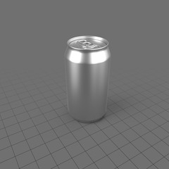 330 milliliter beverage can