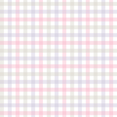 Abstract vector geometric seamless pattern. Vertical and horizontal crossed stripes. Plaid. Monochrome background. Wrapping paper. Print for interior design and fabric.