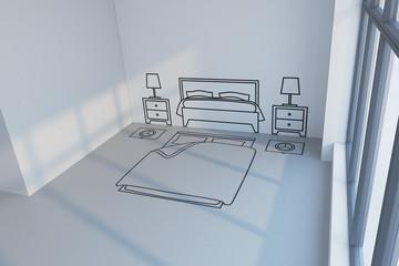 bedroom planning design