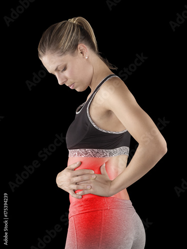 Adombinal pain and stomach left side pain, cramps