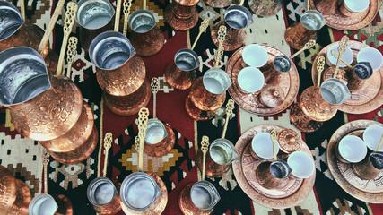 Handmade souvenirs in Sarajevo
