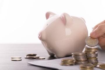 Deposit money for buy real estate
