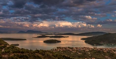 Lefkas island Greece
