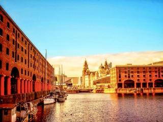 Albert Dock,Liverpool