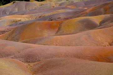 Tierra de los siete colores. Chamarel