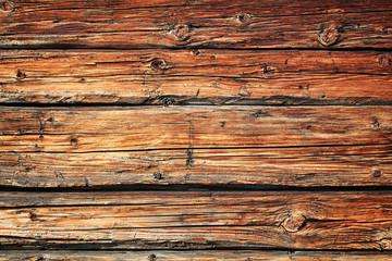 altes Holz mit leichter Vignette