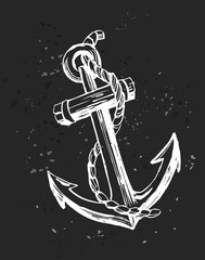 Sketch of the anchor