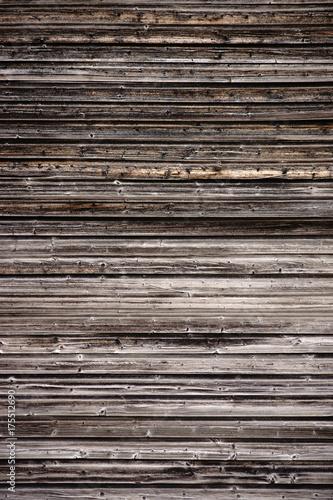 Holzfassade Detail abgenutzte holzfassade die nahaufnahme der oberfläche einer