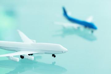 Miniature airplane