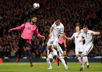 2018 World Cup Qualifications - Europe - Scotland vs Slovakia