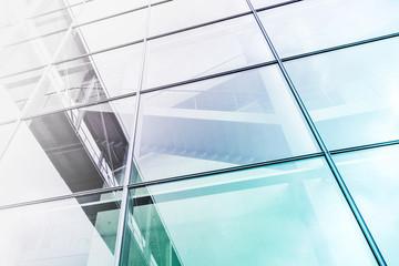 glass facade building exterior