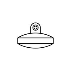 Space Aliens. UFO icon