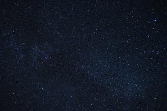 Milky way Galaxy Stars Astronomy Background