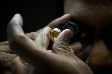 photos d'illustration de l'industrie du diamant