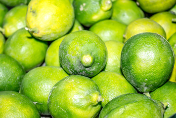 Lime as background