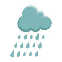 Cloud rain.