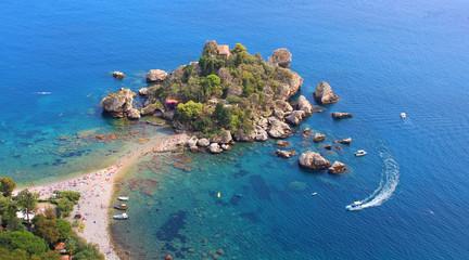 Isola Bella - Taormina / Sicily - Italie Fototapete