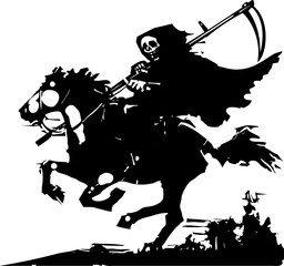 Death on a Horse