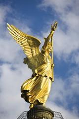 Siegessaeule (Victory Column), Berlin, Germany, Europe