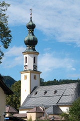 Church of Saint Giles in St Gilgen