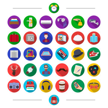 Plumbing, tools, accessories and other web icon in cartoon style. Butterfly, backpack, equipment, icons in set collection.