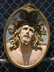 Jesus relief, USA, North America