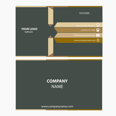 Business card coco
