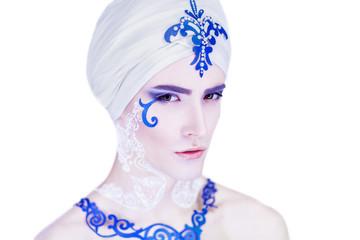 White eastern Prince