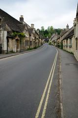 Castle Combe Village, England