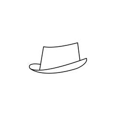summer hat icon