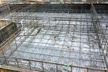 建築の基礎工事