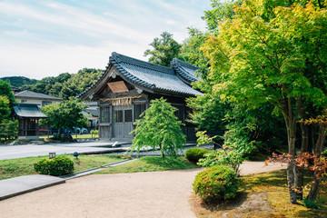 Dazaifu Ukidono Japanese old architecture in Fukuoka, Japan