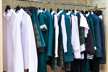Children's school clothing