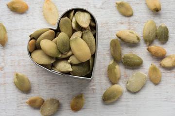 I love pepita seeds