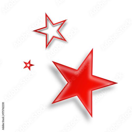 Stern Weihnachten.Stern Sterne Zeichen Symbole Weihnachten Verschiedene Set