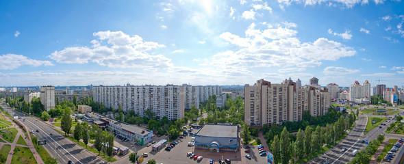 modern city Kyiv