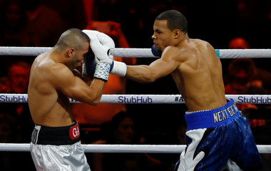 Chris Eubank Jr vs Avni Yildirim - IBO World Super-Middleweight Title & World Boxing Super Series Quarter Final