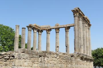 Portugal - Evora - Temple romain