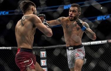 MMA: UFC 216-Schnell vs Beltran