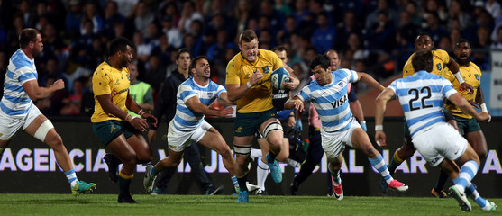 Rugby Union - Championship - Argentina Pumas v New Zealand All Blacks