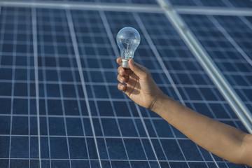 Solar energy, renewable energy of the future
