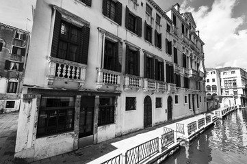 Canal- the street in Venice