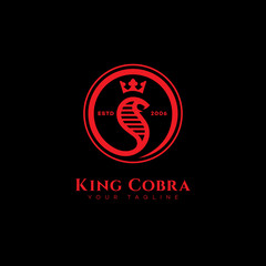 King cobra logo