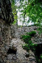 Ruines à Peyrusse-le-Roc