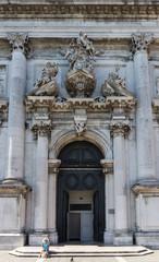 Church of San Stae in Venice