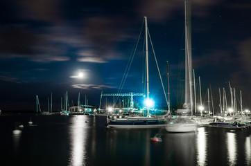 Dreamy boats