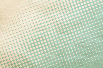 retro pattern on paper Fototapete