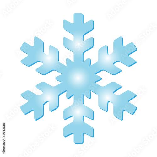 Eiskristalle Schneeflocke Zur Weihnachtsdekoration Schnee Winter