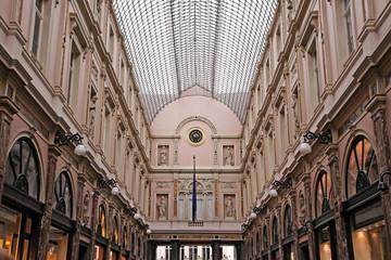 galeries royales saint-hubert brüssel